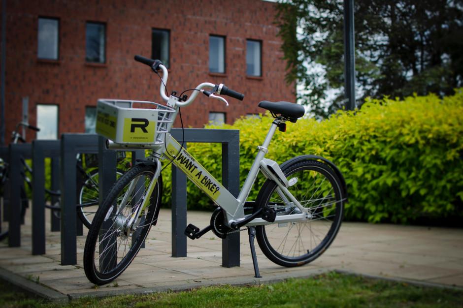 Rower miejski w Gliwicach ruszy z poślizgiem