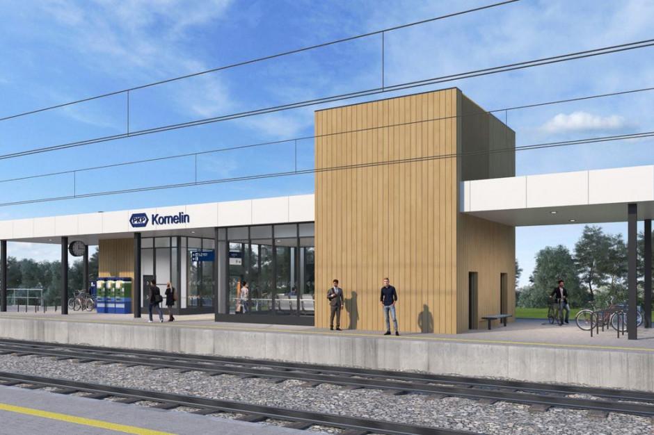 Kornelin będzie miał własny dworzec kolejowy