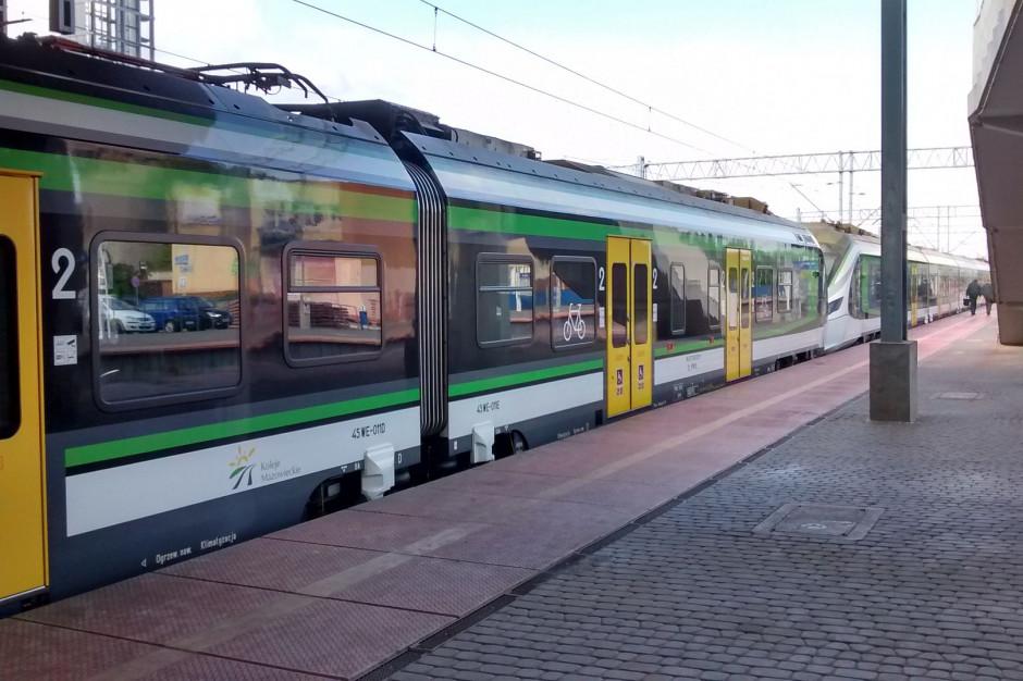 """Transport szynowy priorytetem w """"zielonej"""" części Krajowego Planu Odbudowy"""