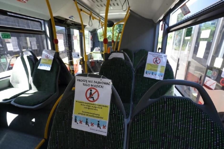 Izba Gospodarcza Komunikacji Miejskiej apeluje o złagodzenie limitu pasażerów