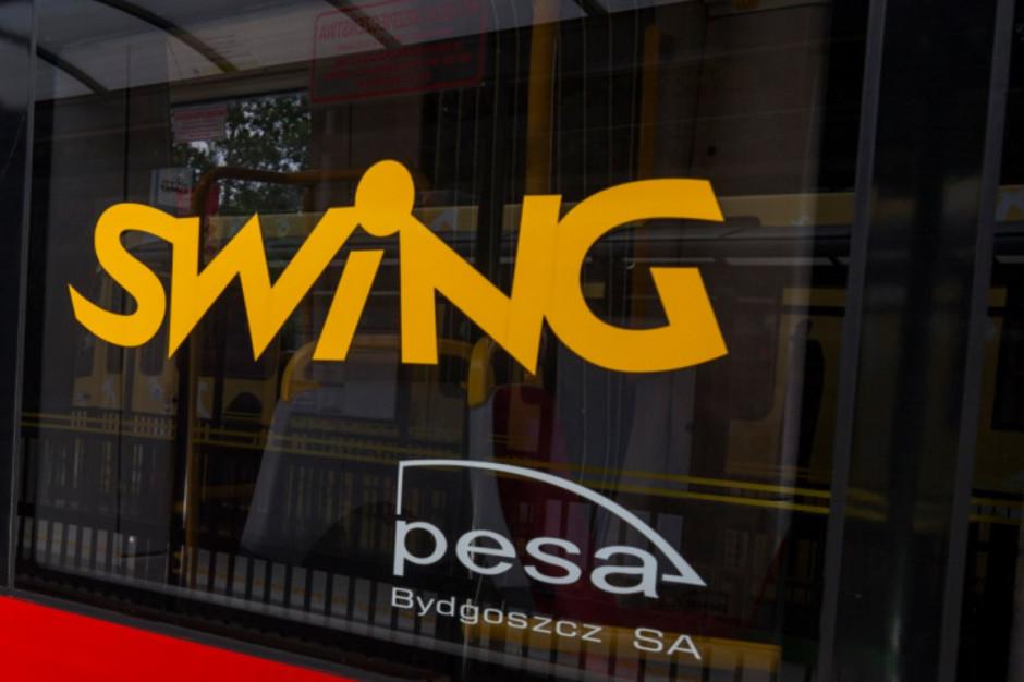 Pesa wyprodukowała tramwaj dla rumuńskiego Iasi. Burmistrz odwiedził Bydgoszcz