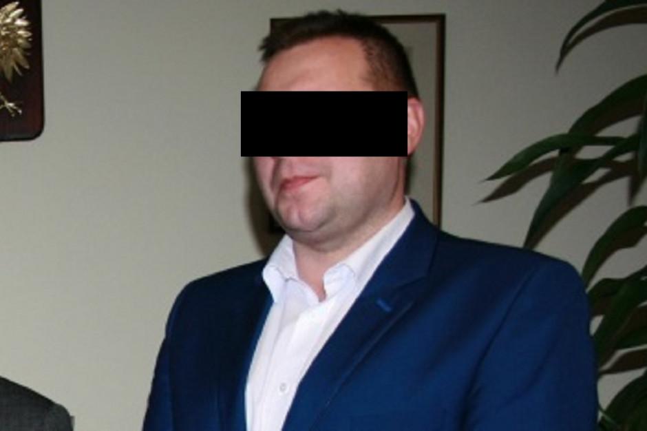 Członek zarządu powiatu miechowskiego w areszcie. Ciążą na nim 4 zarzuty prokuratorskie