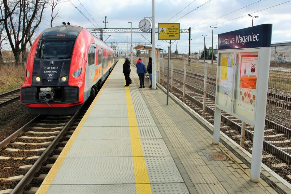 Zmodernizowane zostanie 14 km torów pomiędzy Włocławkiem i Toruniem Głównym