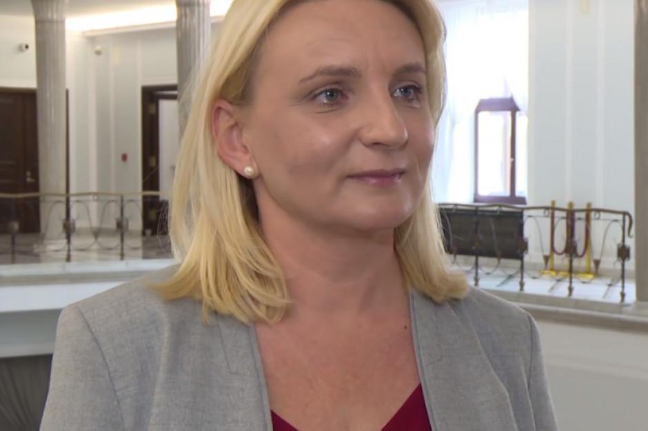 Posłanka Agnieszka Ścigaj może zostać ukarana za pracę w pomocy społecznej