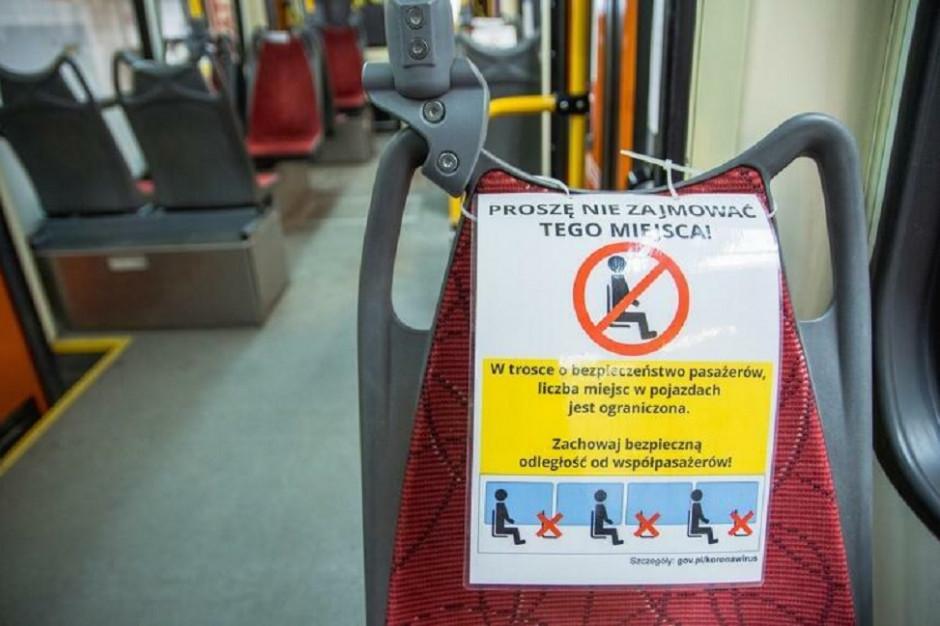 Łagodniejsze limity w transporcie zbiorowym. Apel w sprawie dopłat