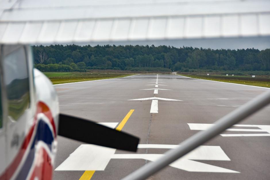 Podlasie do rozwoju potrzebuje lotniska. Na przeszkodzie stoją drzewa