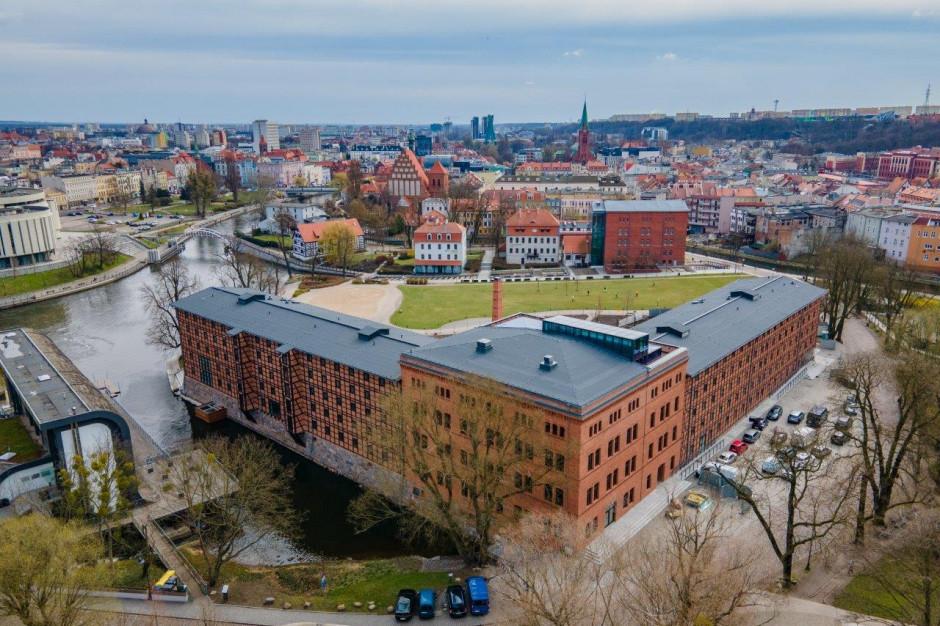 Koniec prac przy Młynach Rothera w Bydgoszczy