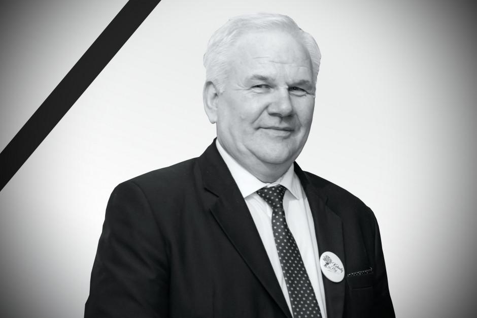 Nie żyje wicestarosta powiatu ciechanowskiego Stanisław Kęsik