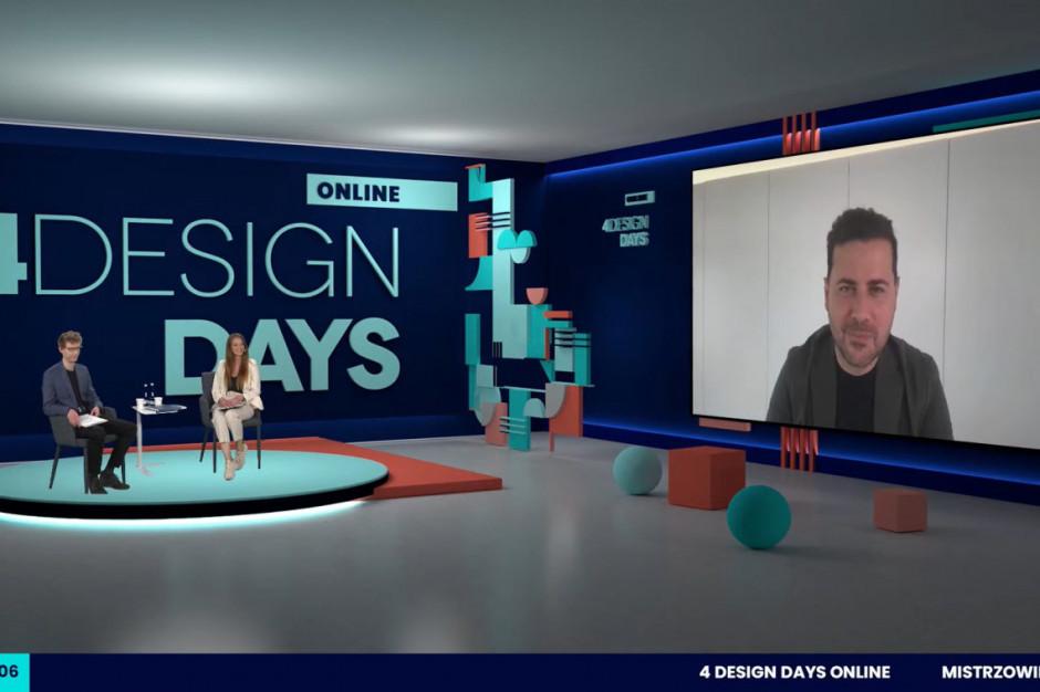 4 Design Days Online: Tylko wspólne działania mogą przynieść sukces