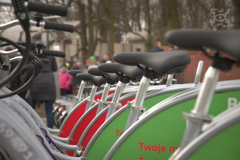 Nowości w Lubelskim Rowerze Miejskim