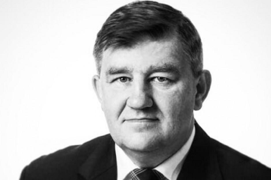 Nie żyje były wicemarszałek województwa śląskiego Marian Ormaniec