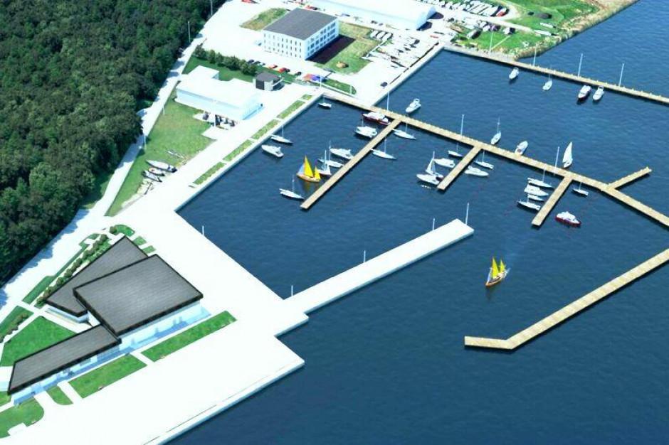Gdańsk jest coraz bliżej rozbudowy portu jachtowego w Górkach Zachodnich