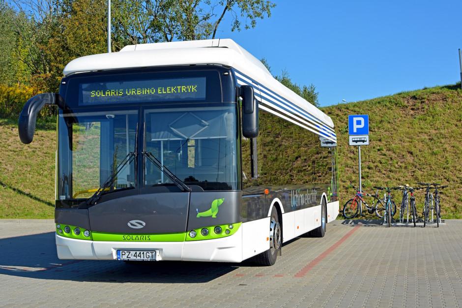 Kraków odebrał 50 autobusów elektrycznych