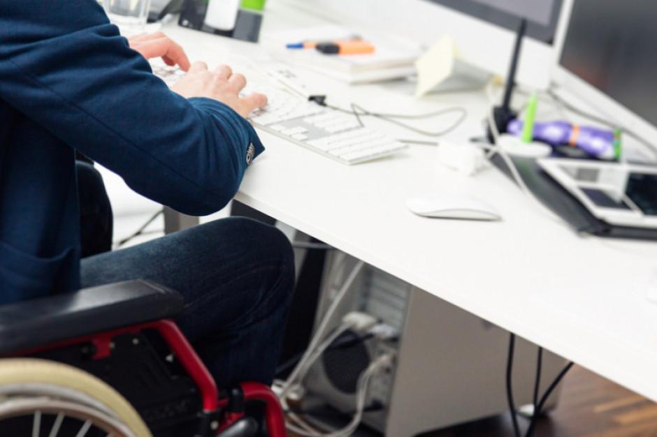 Są pieniądze na stanowiska pracy dla osób z niepełnosprawnościami