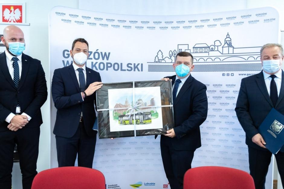 Gorzów Wielkopolski kupuje autobusy elektryczne za ponad 30 mln zł
