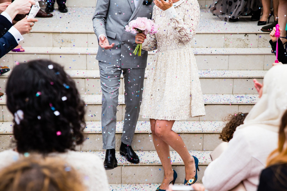 Od 29 maja przyjęcie ślubne w USC? Ministerstwo odsyła do ogłoszeń w urzędach