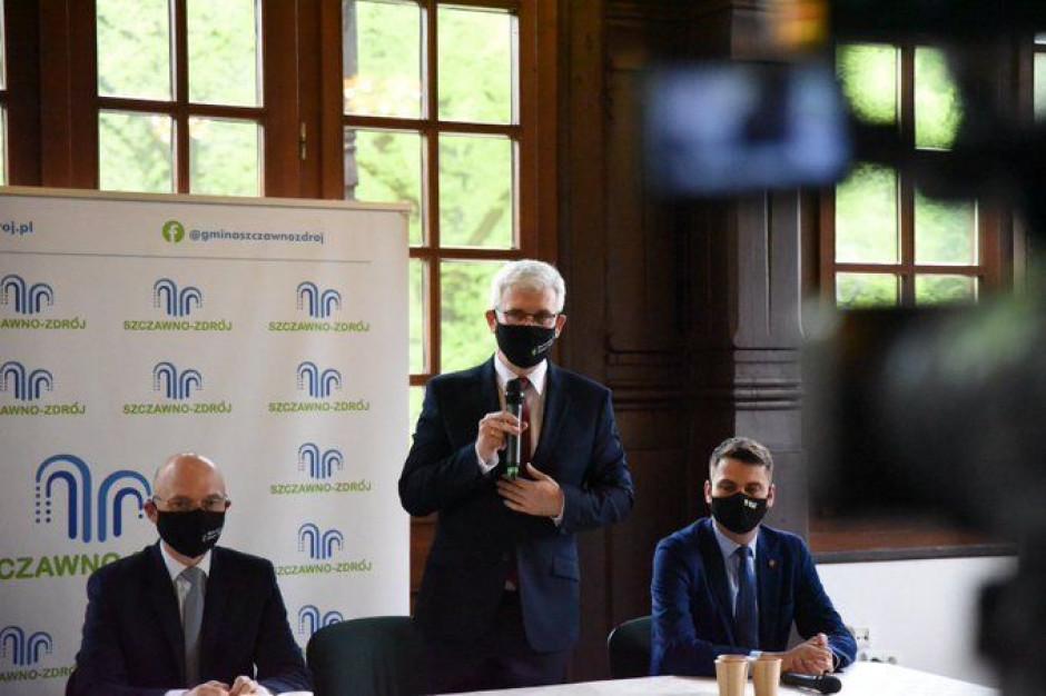 """Ćwierć mld zł dla gmin uzdrowiskowych. Resort ogłasza program """"Klimatyczne uzdrowiska"""""""