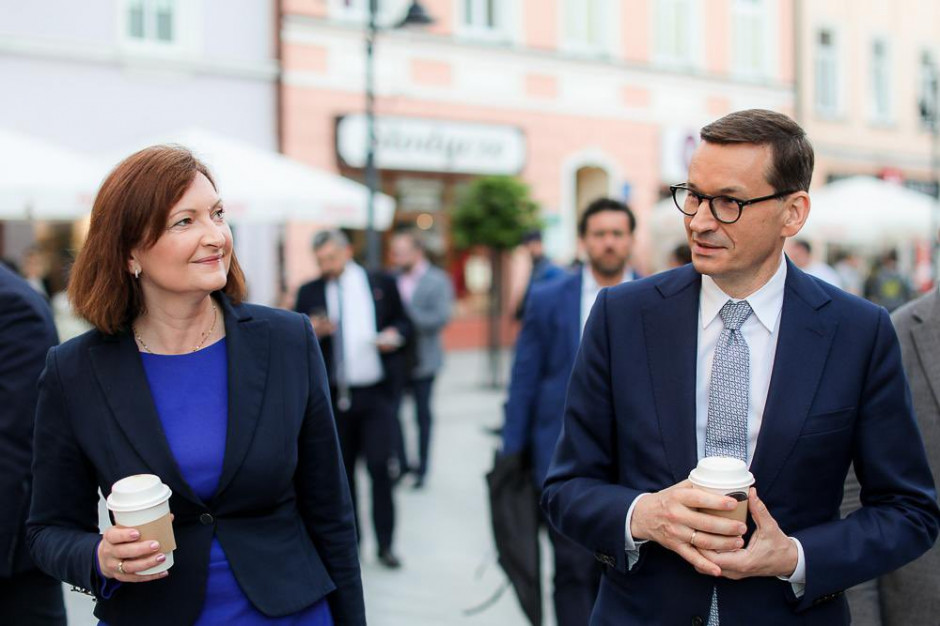 Premier: Leniart ma cechy najlepszego kandydata na prezydenta Rzeszowa