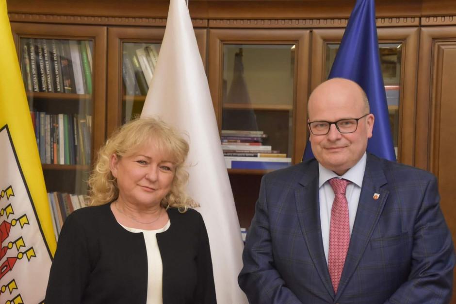 Róża Lewandowska wiceprezydentem Grudziądza