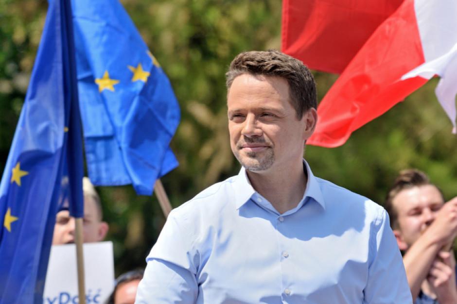 Parlamentarzyści PO uspokojeni przez Trzaskowskiego