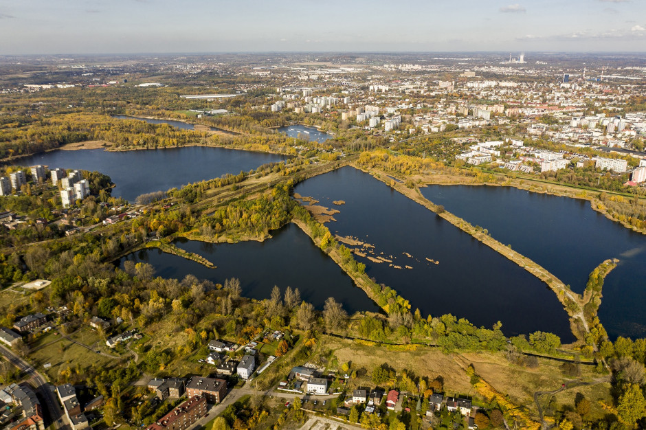 Rewitalizacja Doliny Pięciu Stawów w Katowicach coraz bliżej