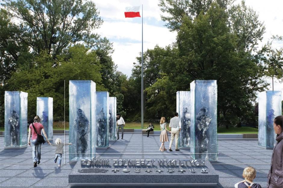 Nie wyklętych, ale niezłomnych. Wrocław będzie miał nowy pomnik