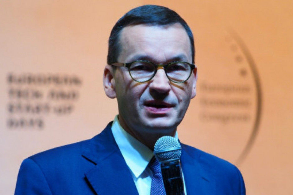Morawiecki: przeznaczamy 34 mld euro na inwestycje rolnicze i rozwój wsi