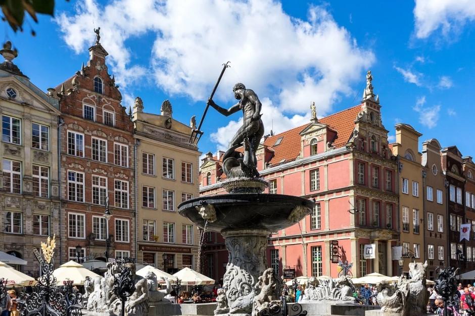 Władze Gdańska zamierzają utworzyć Park Kulturowy Śródmieście