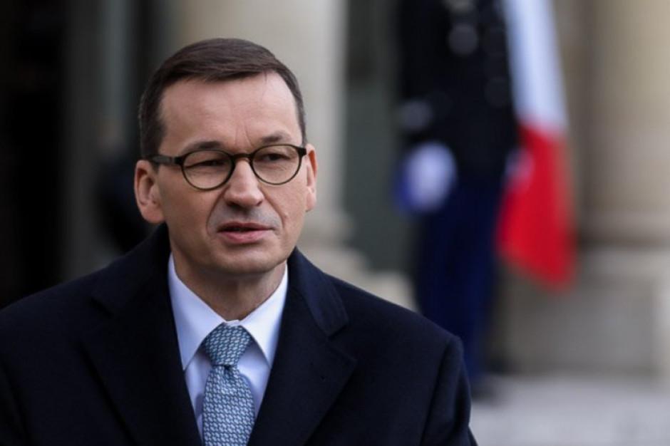 Premier: Czechy zgodziły się wycofać wniosek ws kopalni Turów do TSUE