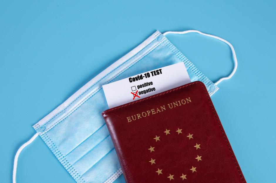 Paszporty covidowe od lipca. Oto szczegóły rozwiązania