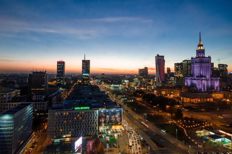 Potencjał biznesowy polskich miast: w czołówce Warszawa, Wrocław i Poznań