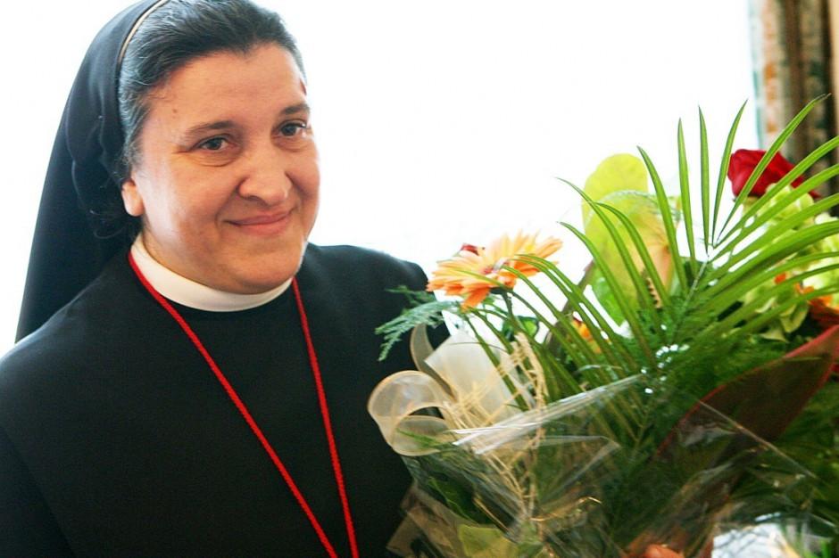 Siostra Michaela Rak honorową obywatelką Gorzowa Wlkp.