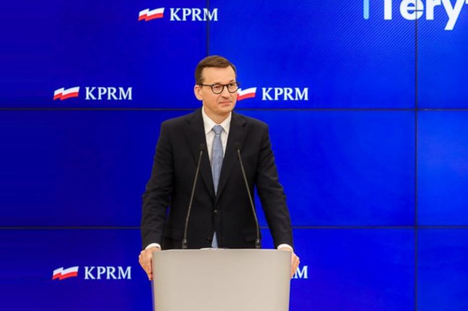 Premier: Dochody samorządów wzrosły o 21-22 mld zł