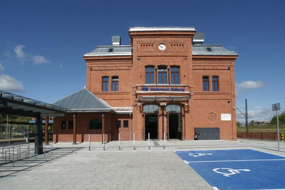 Dworzec Wałbrzych Główny otwarty po modernizacji
