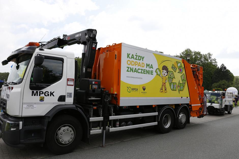 Miejska spółka odbierze śmieci w Katowicach. Będzie drożej