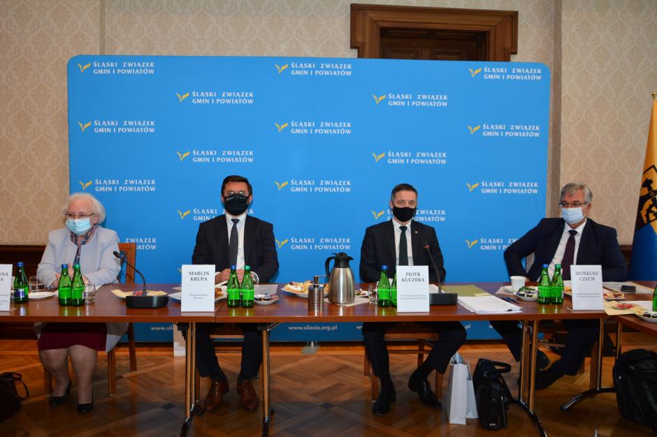Śląski Związek Gmin i Powiatów świętuje jubileusz 30-lecia