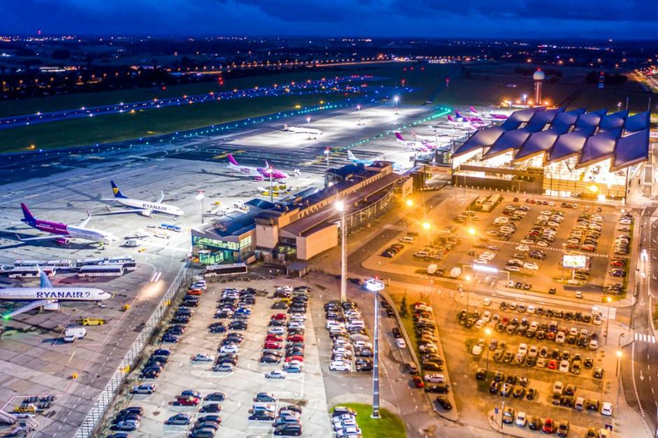 Ponad milion pasażerów obsłużyło do sierpnia lotnisko w Gdańsku