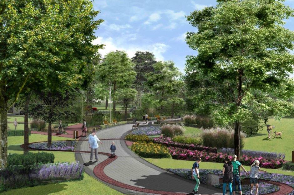 Oświęcim: Pieniądze z rządowego programu na rozbudowę parku