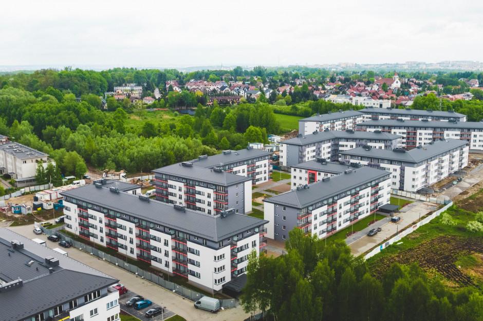 Kraków rozpoczął nabór do 481 nowych mieszkań