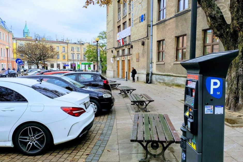 Lublin rozszerza Strefę Płatnego Parkowania