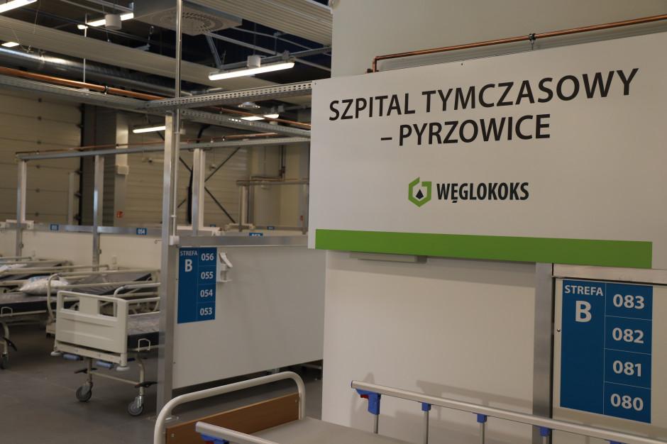 Działalność kończą szpitale tymczasowe w Kielcach, Katowicach i Wrocławiu