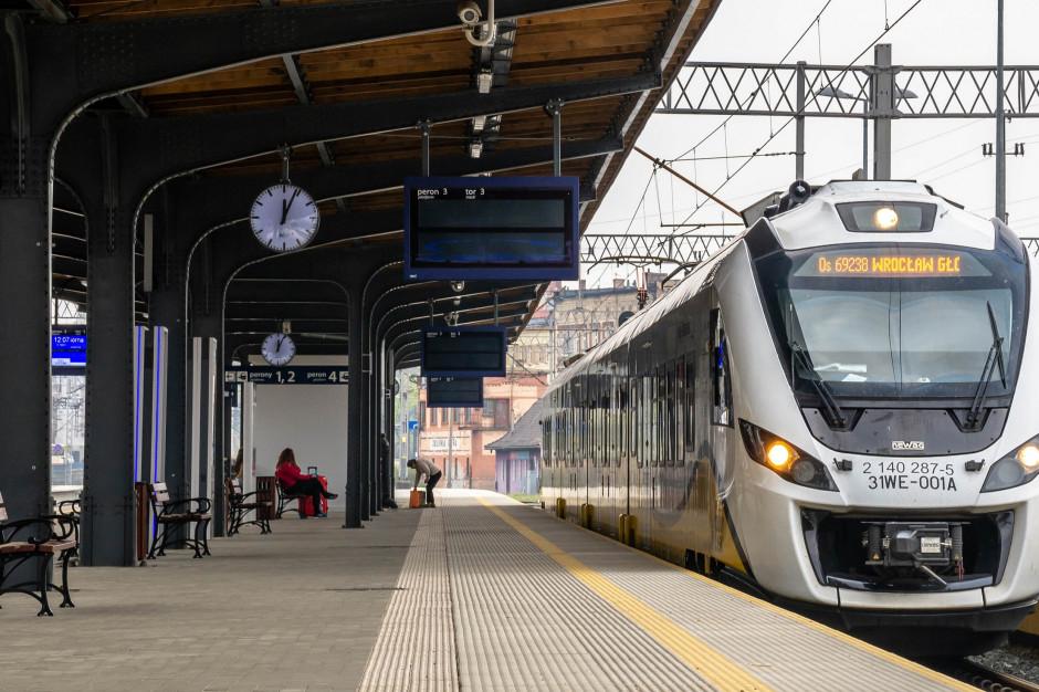 Koleje Dolnośląskie wracają do Niemiec. Czesi dalej zamknięci