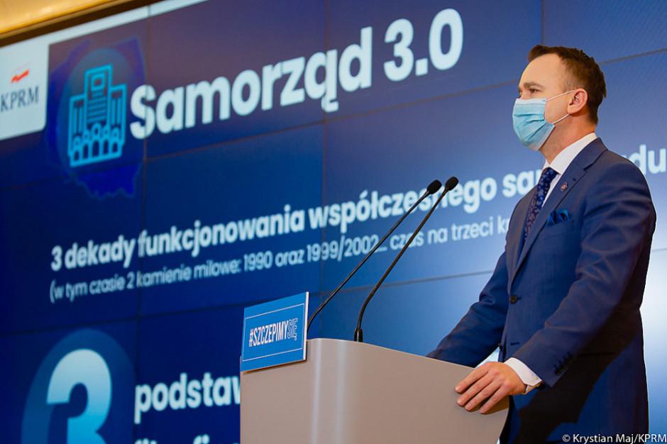 """Związek Powiatów Polskich proponuje z zmiany w projekcie """"Samorząd 3.0"""""""