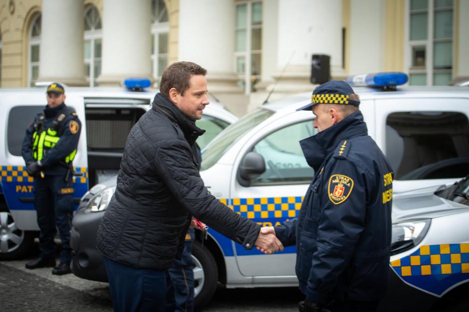 Warszawa: Straż Miejska ma już 30 lat
