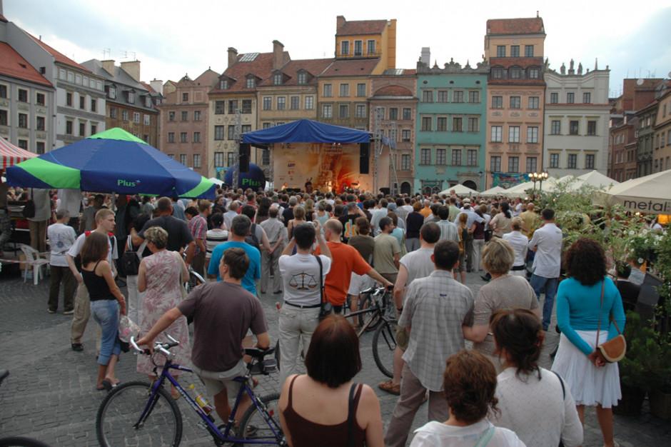 Jazz na Starówce po raz 27. w Warszawie