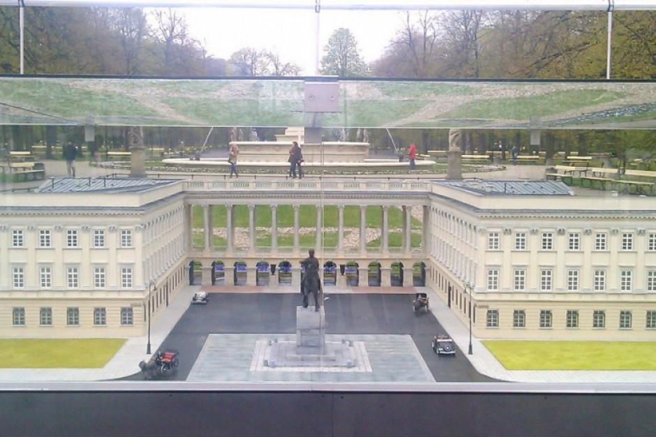 W Pałacu Prezydenckim ruszą prace nad odbudową Pałacu Saskiego