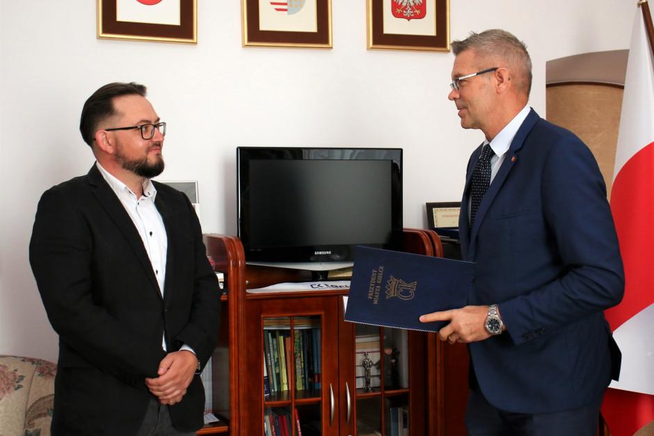 Prezydent Kielc powołał pełnomocnika ds. zieleni