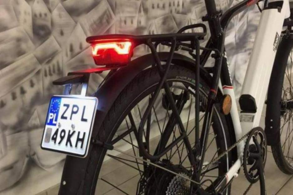 """Tablice rejestracyjne dla rowerów? """"Bo są niebezpieczne"""""""