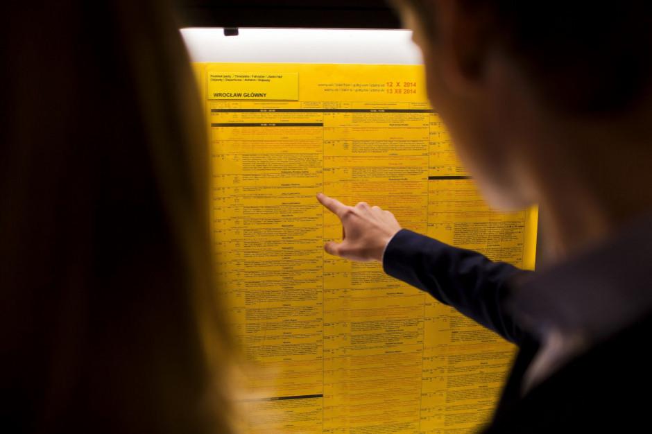Wakacyjna korekta rozkładu jazdy pociągów. Od 13 czerwca zmiany w kursach