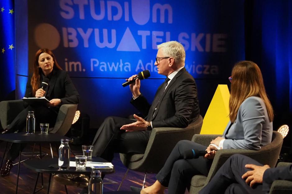 """""""Pruski element sprawia, że świetnie się rozumiemy"""" - kontrowersje po słowach prezydenta Poznania"""